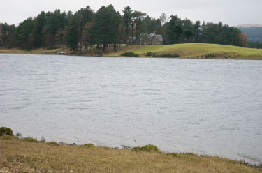 Benmore Lodge on Loch Ba
