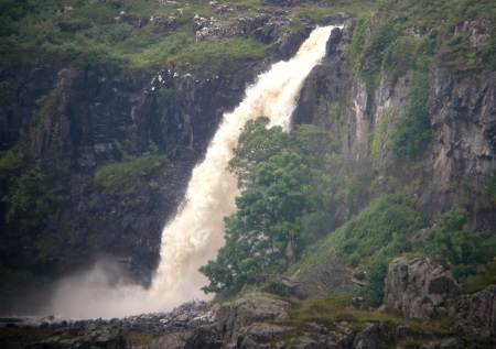 Eas Force Waterfall
