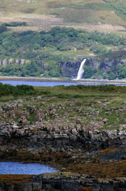 Eas Force from Ulva Ferry