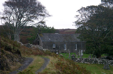 Kilninian Church
